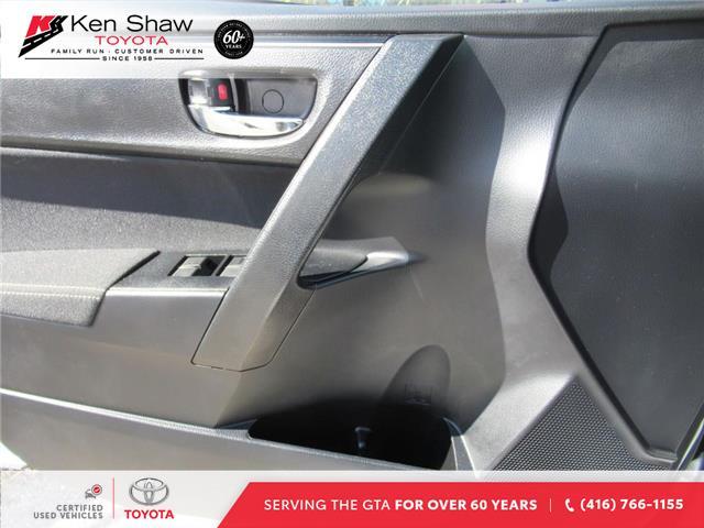 2018 Toyota Corolla  (Stk: 16127A) in Toronto - Image 16 of 22