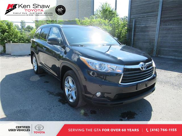 2015 Toyota Highlander Limited (Stk: 16441A) in Toronto - Image 2 of 30