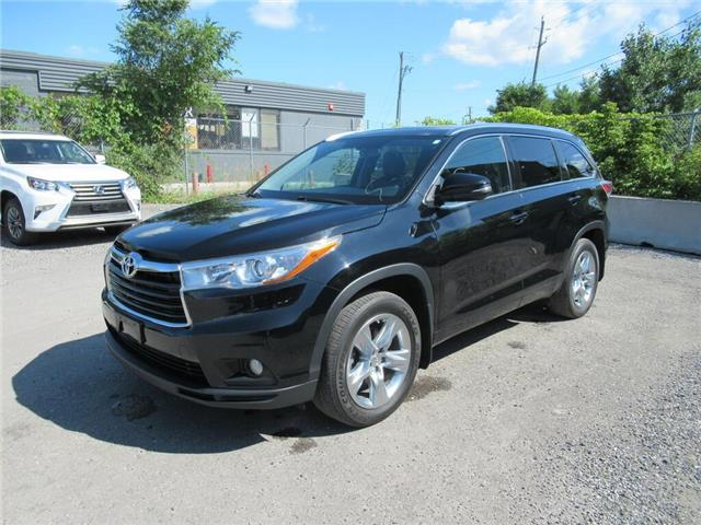 2015 Toyota Highlander Limited (Stk: 16441A) in Toronto - Image 1 of 30