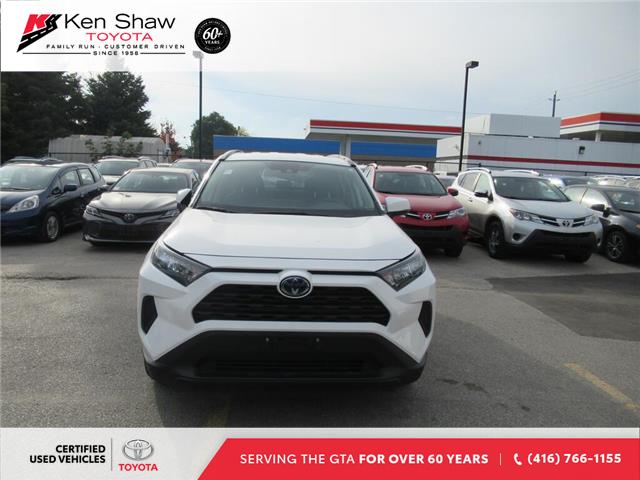 2019 Toyota RAV4 Hybrid LE (Stk: 16559A) in Toronto - Image 2 of 11