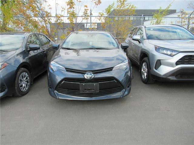 2019 Toyota Corolla LE (Stk: 16649A) in Toronto - Image 1 of 14