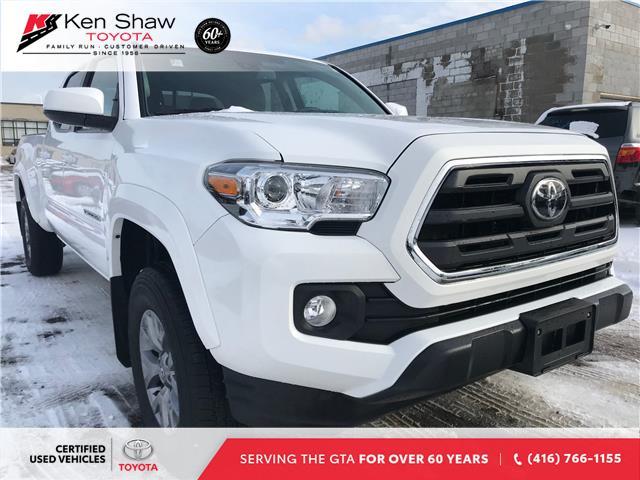2019 Toyota Tacoma SR5 V6 (Stk: 16576A) in Toronto - Image 1 of 24