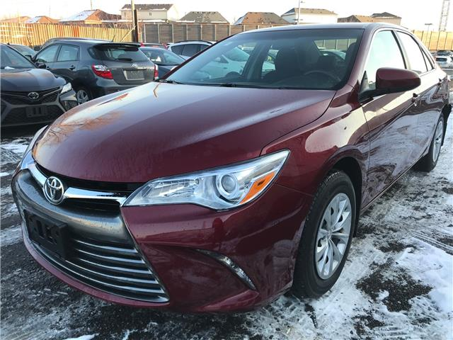 2017 Toyota Camry LE (Stk: 16596A) in Toronto - Image 1 of 25