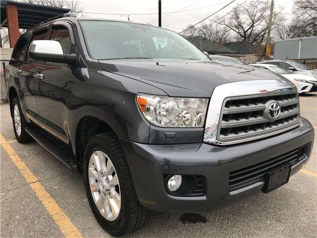 2016 Toyota Sequoia Platinum 5.7L V8 (Stk: 15797A) in Toronto - Image 1 of 29