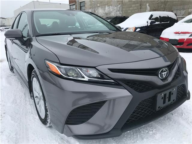 2019 Toyota Camry SE (Stk: 16830A) in Toronto - Image 1 of 26