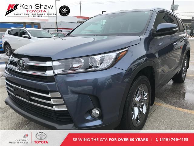 2018 Toyota Highlander Limited (Stk: 16827A) in Toronto - Image 2 of 30