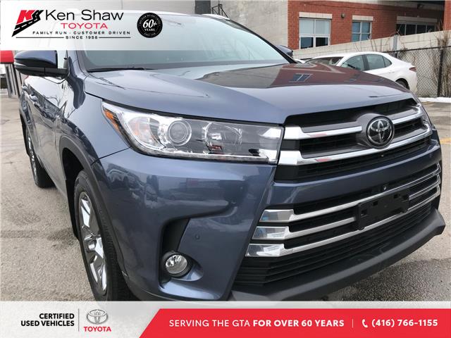 2018 Toyota Highlander Limited (Stk: 16827A) in Toronto - Image 1 of 30