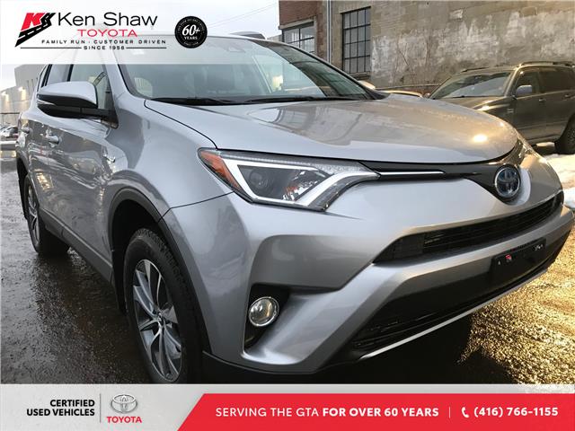 2017 Toyota RAV4 Hybrid LE+ (Stk: 16828A) in Toronto - Image 2 of 23