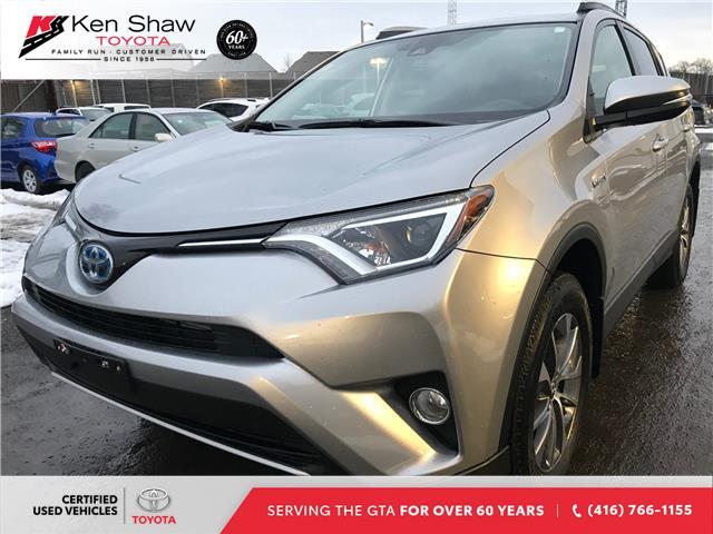 2017 Toyota RAV4 Hybrid LE+ (Stk: 16828A) in Toronto - Image 1 of 23