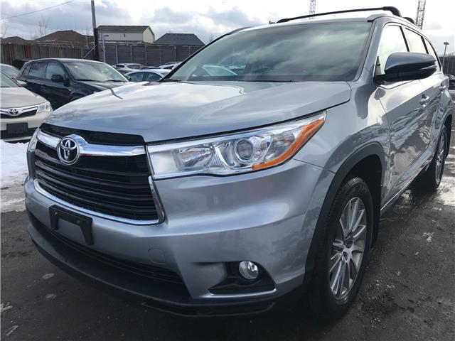 2016 Toyota Highlander XLE (Stk: 16839A) in Toronto - Image 2 of 27
