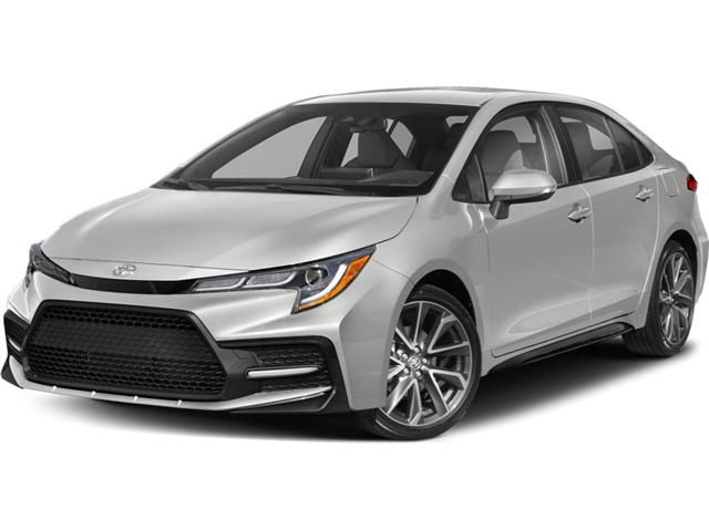 2020 Toyota Corolla XSE (Stk: 78977) in Toronto - Image 1 of 14