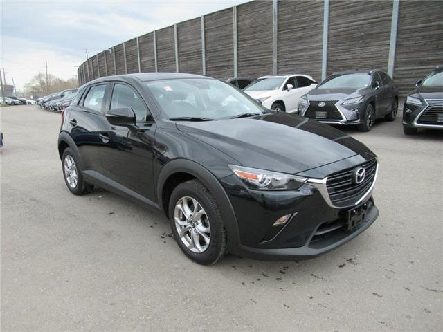 2019 Mazda CX-3 GS (Stk: 16126A) in Toronto - Image 1 of 11