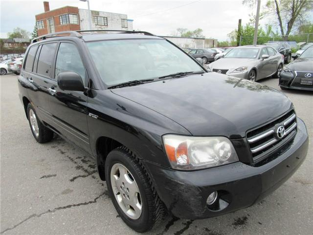 2006 Toyota Highlander - (Stk: 78638A) in Toronto - Image 1 of 15