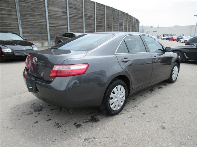 2007 Toyota Camry  (Stk: 16178AB) in Toronto - Image 9 of 11