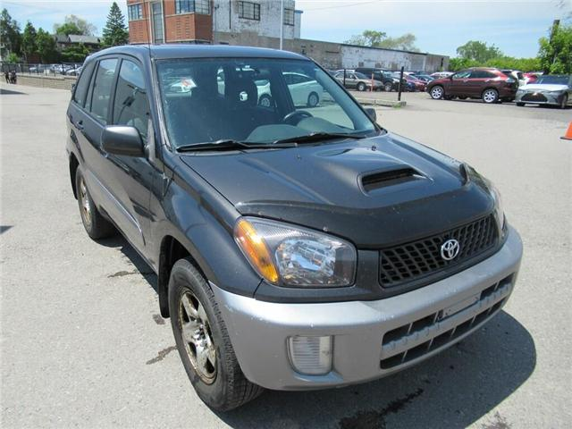 2003 Toyota RAV4 Base (Stk: 16235AB) in Toronto - Image 1 of 16
