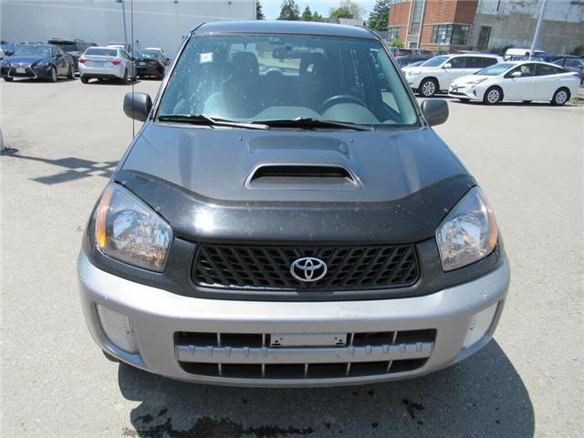 2003 Toyota RAV4 Base (Stk: 16235AB) in Toronto - Image 2 of 16