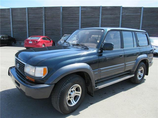 1997 Lexus LX 450 Base (Stk: 153374A) in Toronto - Image 2 of 16