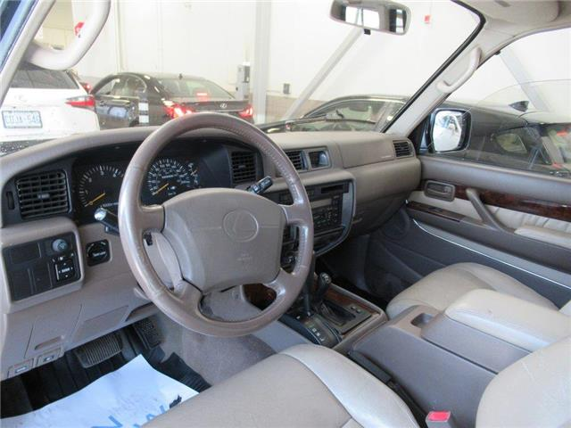 1997 Lexus LX 450 Base (Stk: 153374A) in Toronto - Image 7 of 16
