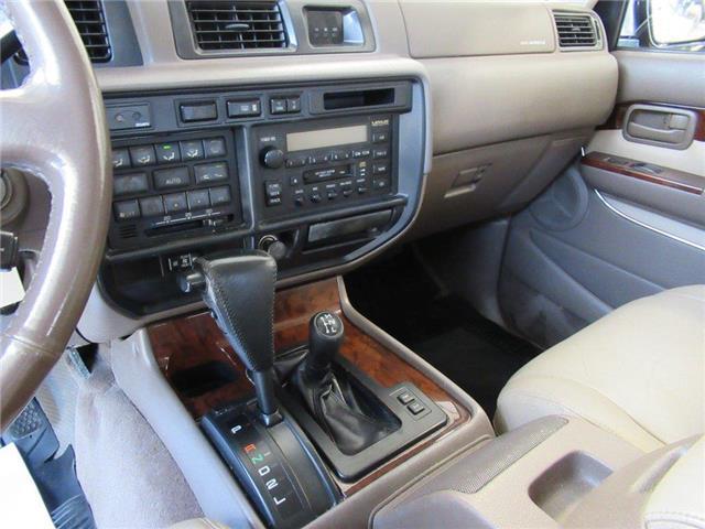 1997 Lexus LX 450 Base (Stk: 153374A) in Toronto - Image 10 of 16
