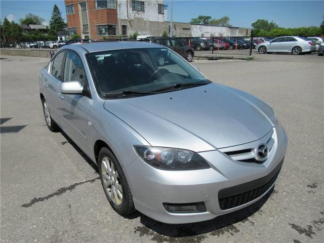 2007 Mazda Mazda3 GT (Stk: 78972A) in Toronto - Image 1 of 16