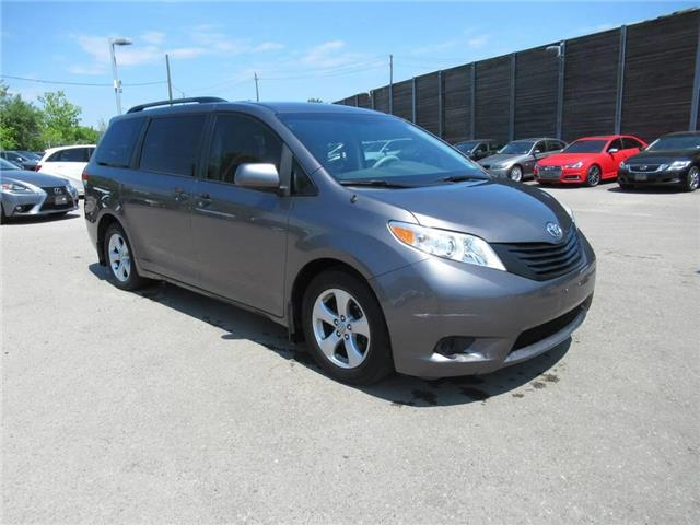 Used Toyota Sienna for Sale in Toronto | Ken Shaw Toyota