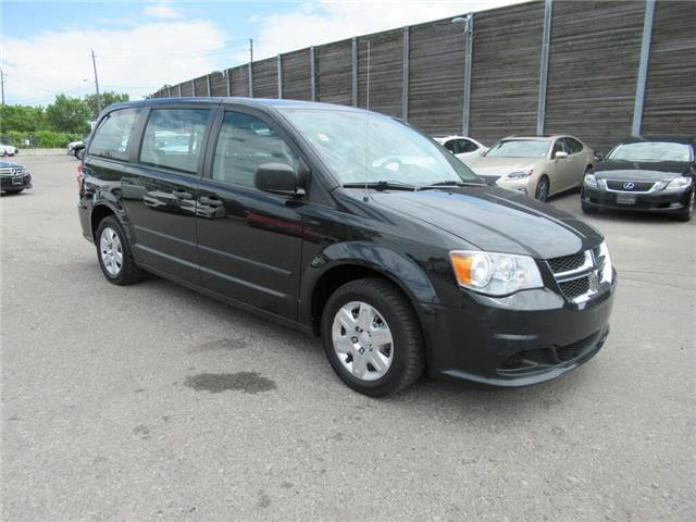 2012 Dodge Grand Caravan SE/SXT (Stk: L1835XAB) in Toronto - Image 1 of 16