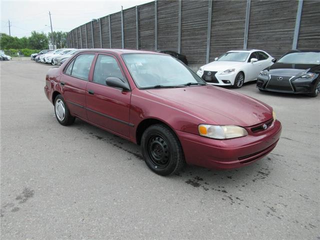 1999 Toyota Corolla  (Stk: 16334AB) in Toronto - Image 1 of 10