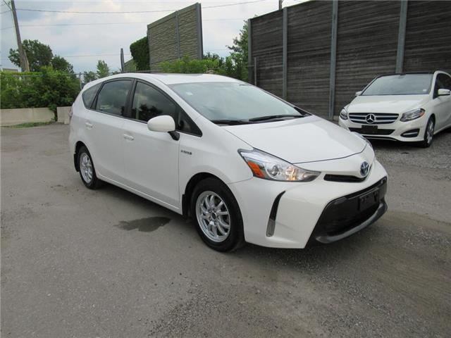 2015 Toyota Prius v Base (Stk: 16386A) in Toronto - Image 1 of 13
