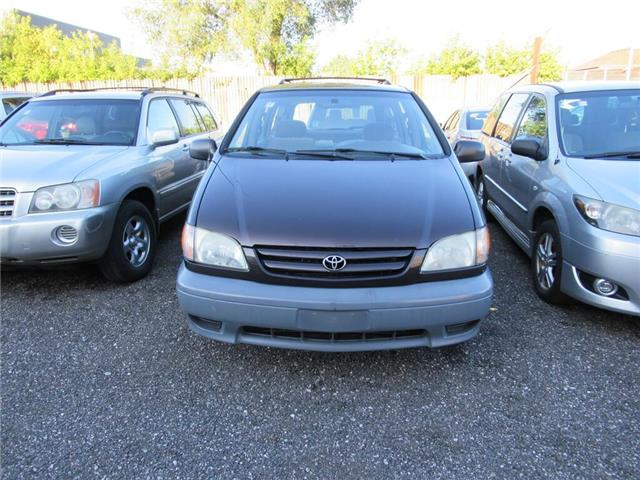 2002 Toyota Sienna  (Stk: 16384AB) in Toronto - Image 1 of 6