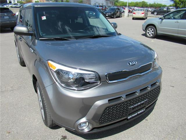 2016 Kia Soul  (Stk: 16399A) in Toronto - Image 1 of 19