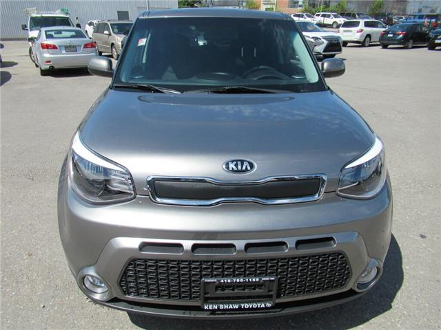2016 Kia Soul  (Stk: 16399A) in Toronto - Image 2 of 19