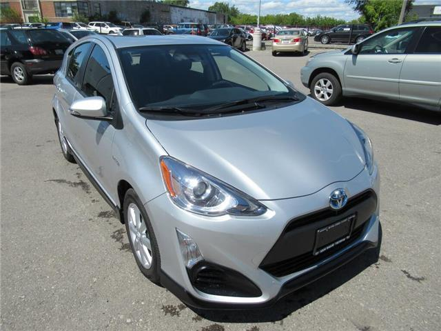 2017 Toyota Prius C  (Stk: 16440A) in Toronto - Image 1 of 19