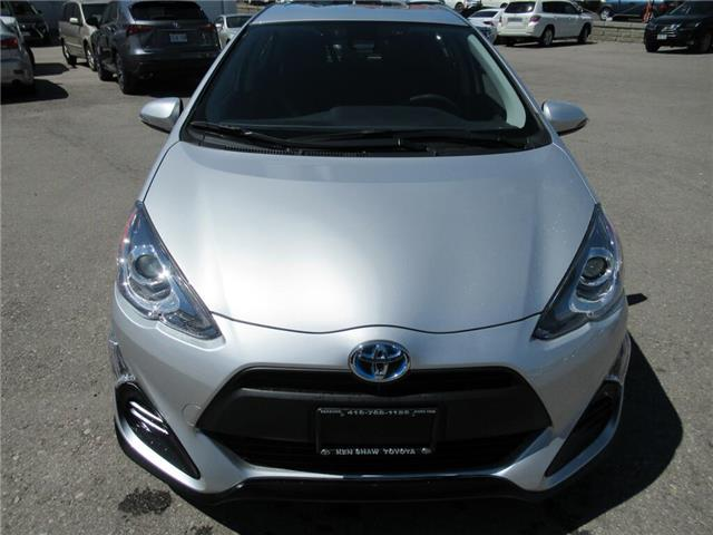 2017 Toyota Prius C  (Stk: 16440A) in Toronto - Image 2 of 19