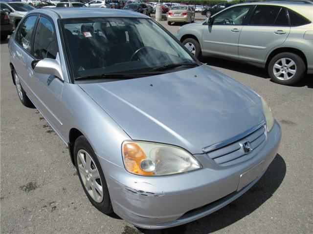 2003 Honda Civic LX (Stk: 16268AB) in Toronto - Image 1 of 17