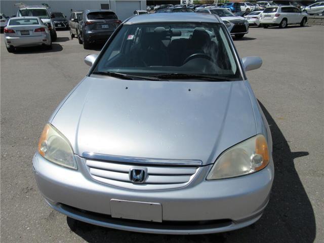 2003 Honda Civic LX (Stk: 16268AB) in Toronto - Image 2 of 17
