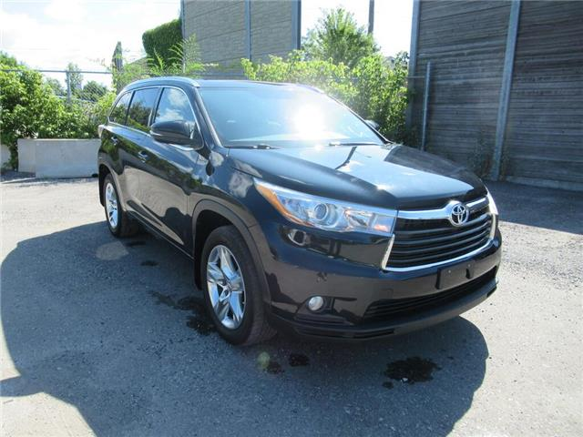 2015 Toyota Highlander  (Stk: 16441A) in Toronto - Image 1 of 23