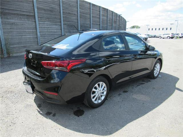 2019 Hyundai Accent  (Stk: 16422A) in Toronto - Image 11 of 15
