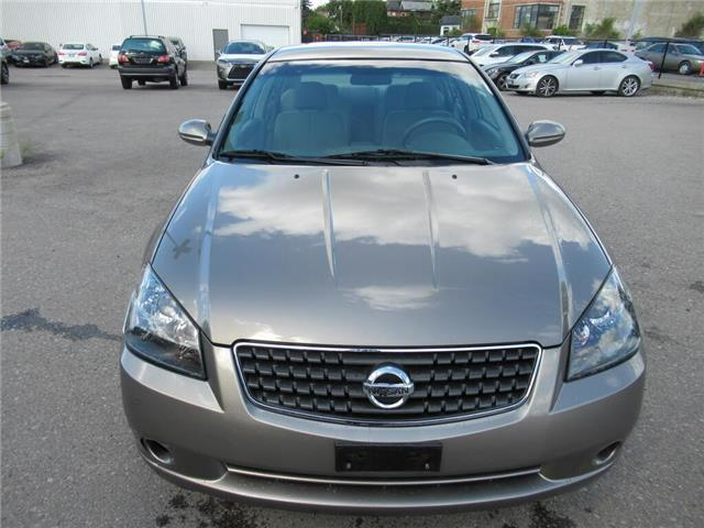 2005 Nissan Altima  (Stk: 79329A) in Toronto - Image 2 of 18
