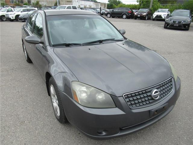 2005 Nissan Altima  (Stk: 78816A) in Toronto - Image 1 of 12