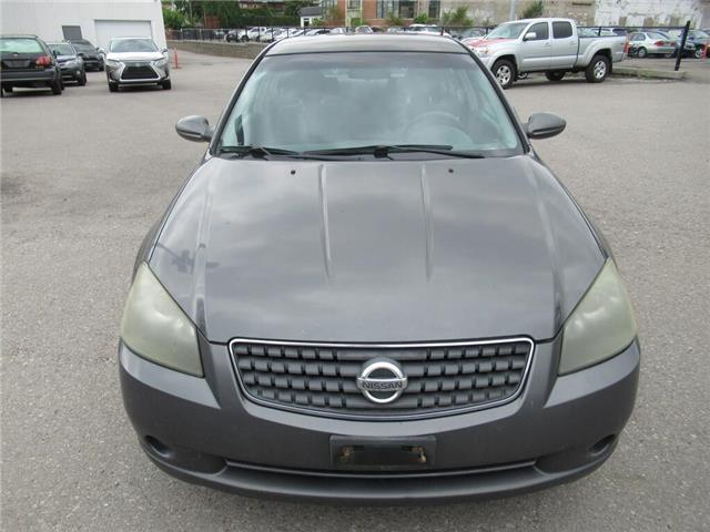 2005 Nissan Altima  (Stk: 78816A) in Toronto - Image 2 of 12