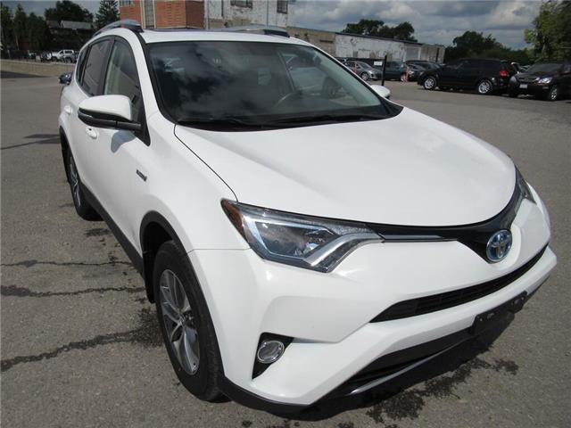 2016 Toyota RAV4 Hybrid  (Stk: 16468A) in Toronto - Image 1 of 23