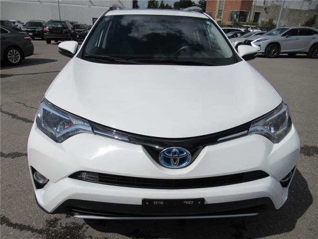 2016 Toyota RAV4 Hybrid  (Stk: 16468A) in Toronto - Image 2 of 23