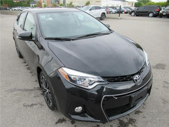 2014 Toyota Corolla  (Stk: 16443A) in Toronto - Image 1 of 21