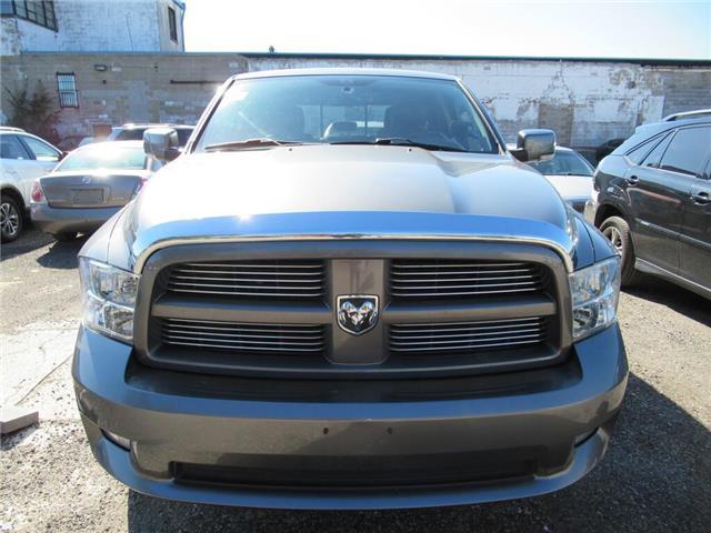 2011 Dodge Ram 1500  (Stk: 8198XA) in Toronto - Image 2 of 15