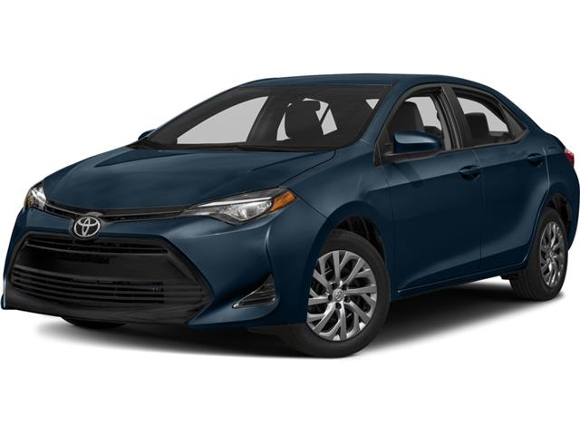 2019 Toyota Corolla LE Upgrade Package (Stk: 77797) in Toronto - Image 1 of 5