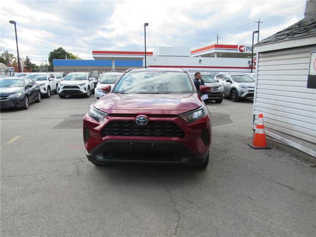 2019 Toyota RAV4 Hybrid LE (Stk: 16558A) in Toronto - Image 1 of 14