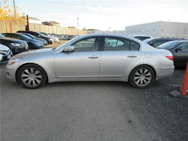 2010 Hyundai Genesis  (Stk: 16516AB) in Toronto - Image 1 of 9