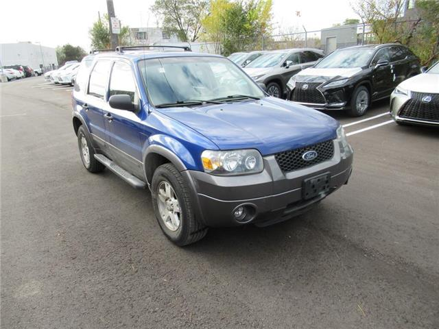 2006 Ford Escape XLT (Stk: 16605A) in Toronto - Image 1 of 11