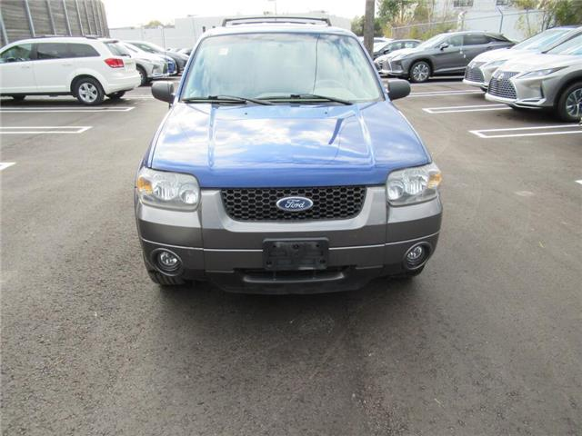 2006 Ford Escape XLT (Stk: 16605A) in Toronto - Image 2 of 11