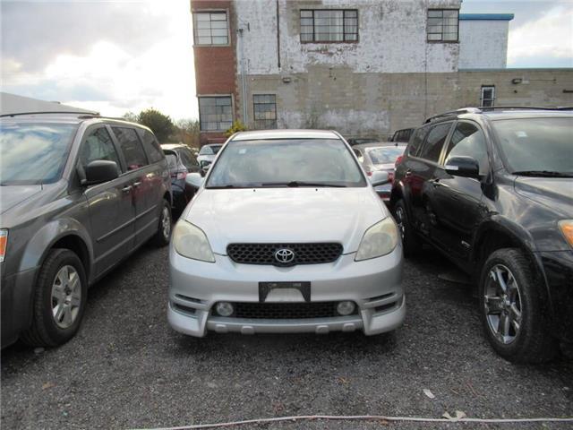2003 Toyota Matrix XRS (Stk: 16636A) in Toronto - Image 1 of 10